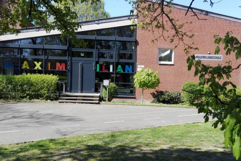 Maximilianschule Grundschulverband Standort Werries Schulgebäude